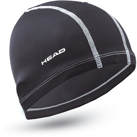 Head Polyester Czepek, black